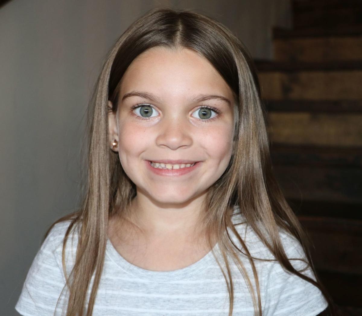 Little Miss Fall Festival Contestant