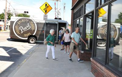 Watch Now: Pearl Brewery Tours delivers you to local breweries