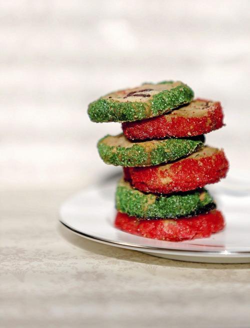 Pistachio Cranberry Icebox Cookies Archive Tulsaworld Com