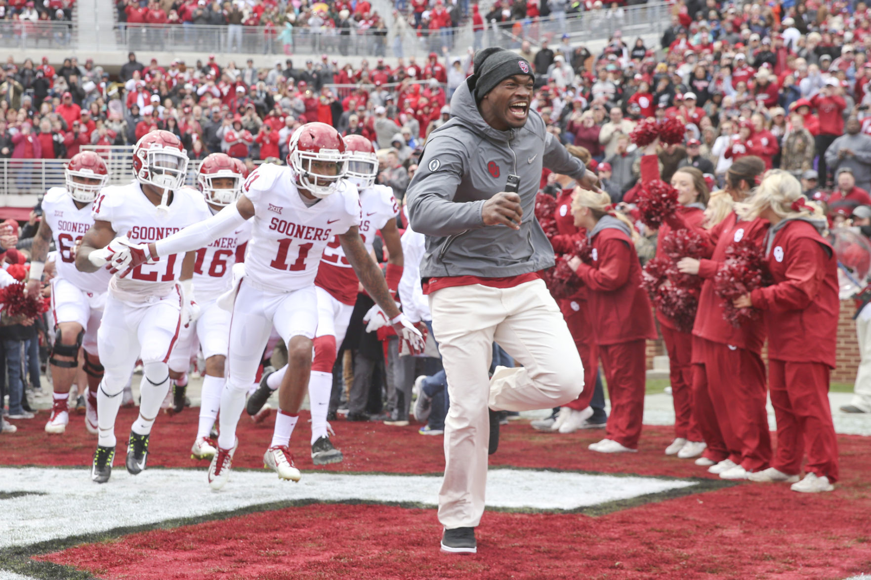 Bill Haisten: Reflecting on OU's signing of the great Adrian ...