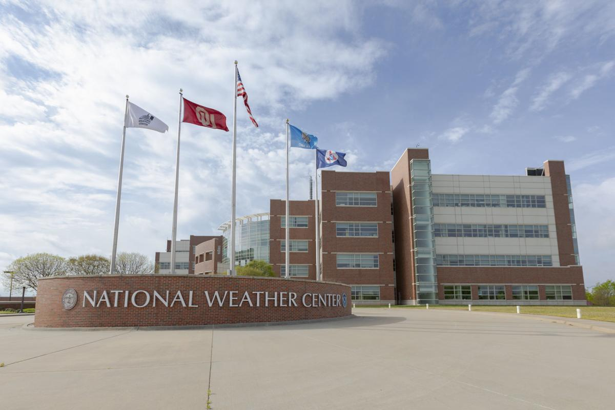 It's awesome': OU's National Weather Center is epicenter of