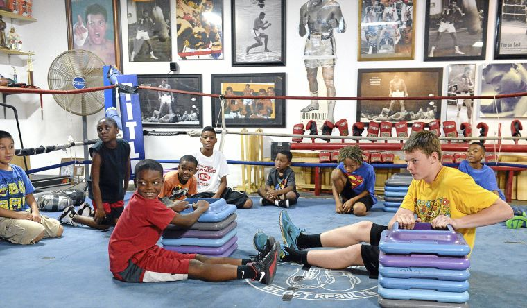 North Tulsa gym providing summer boot camp for area kids