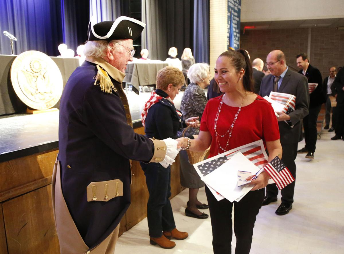 Photo gallery: Sapulpa welcomes new citizens in
