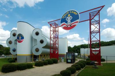The U.S. Space & Rocket Center