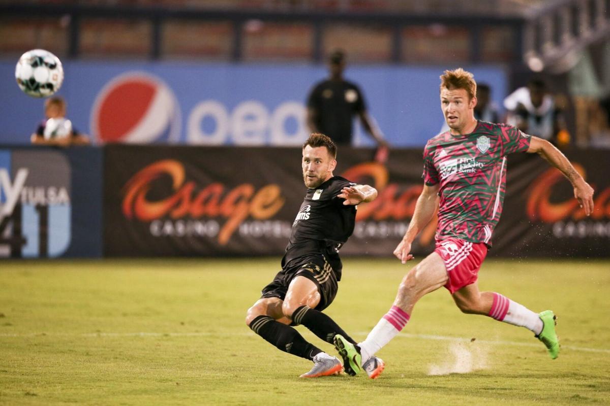 FC Tulsa vs OKC Energy FC