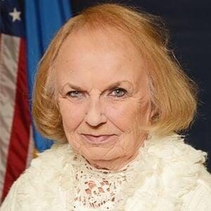SVCSB member Phyllis Shepherd