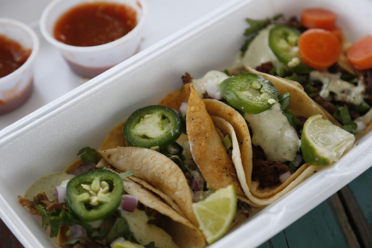 Molly's Taqueria tacos