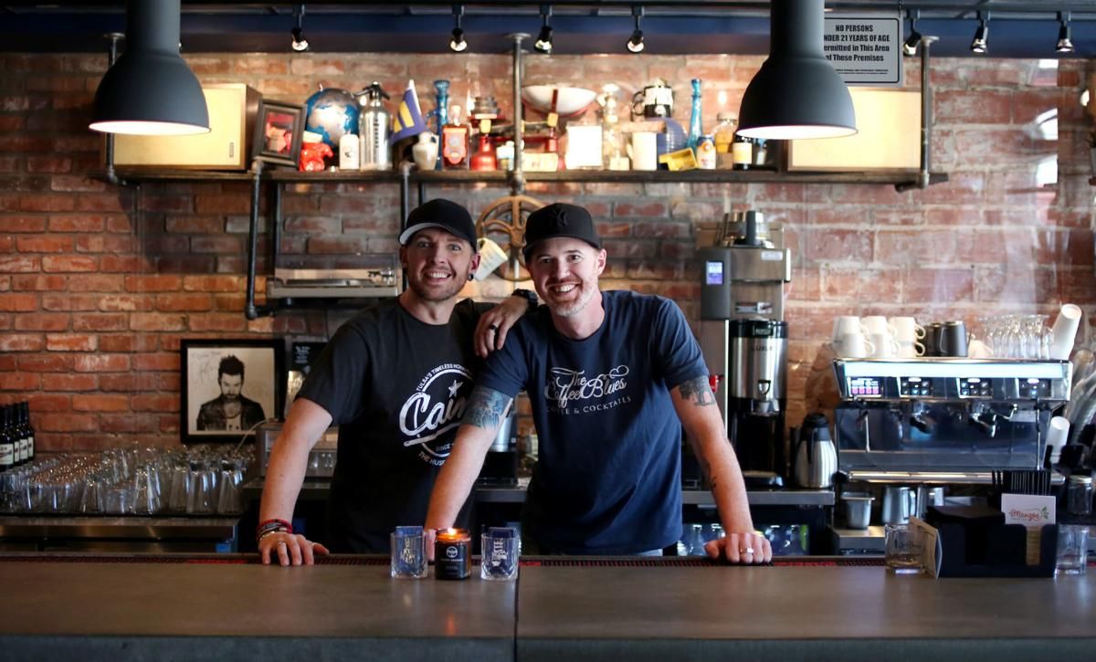 Coffee Blues owners