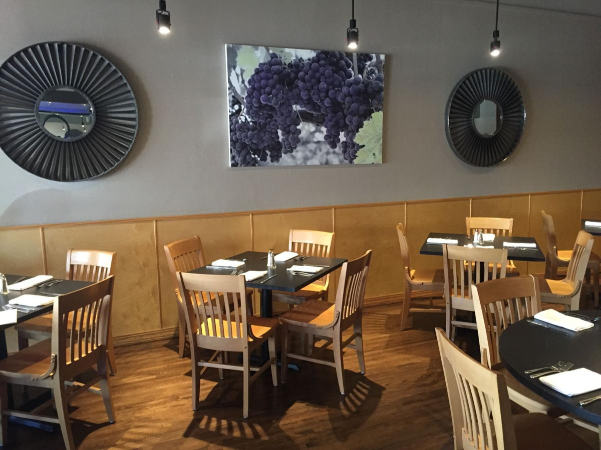 Ol Vine Dining Room
