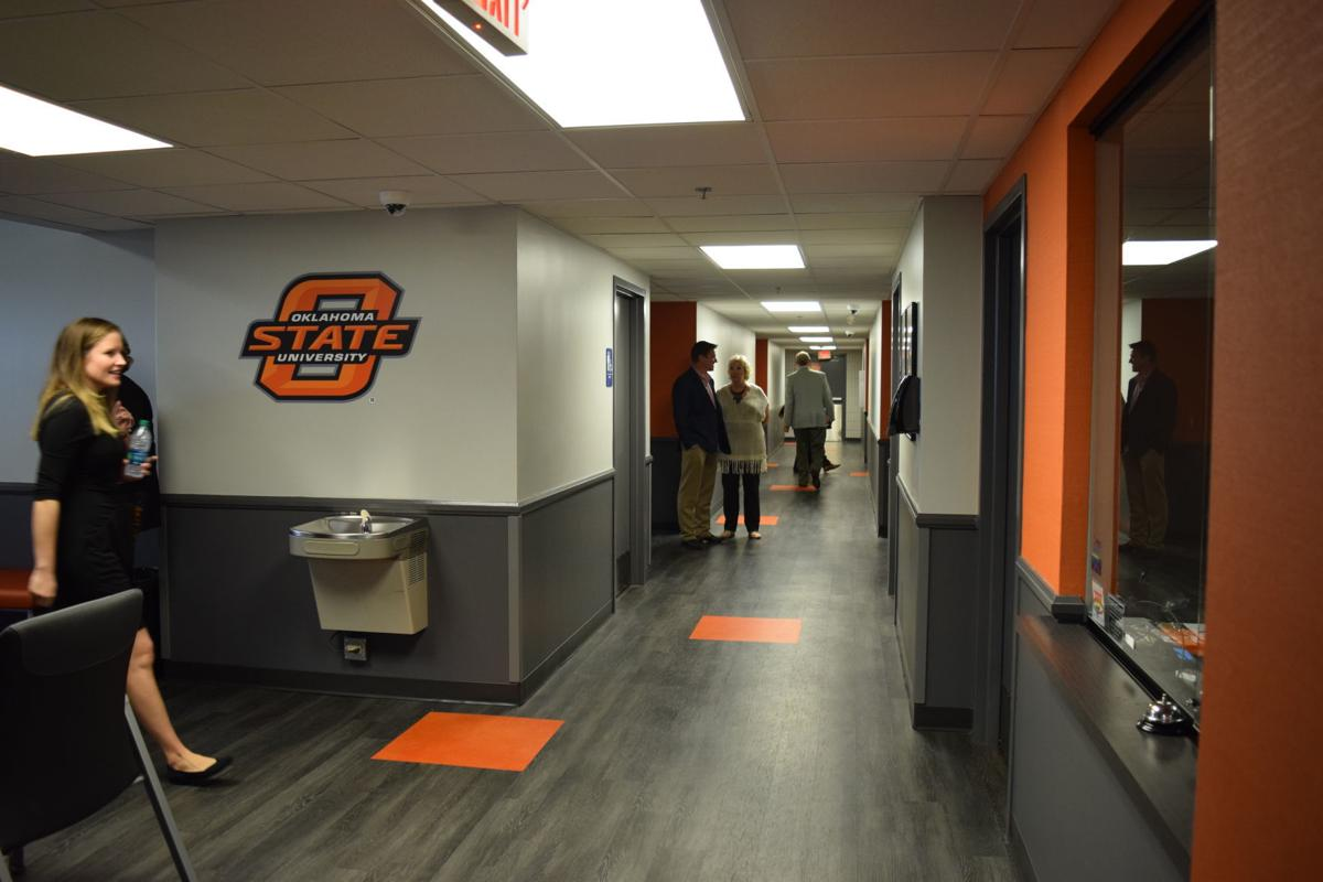 Osu Medicine Opens New Addiction Clinic In Tulsa News Tulsaworld Com