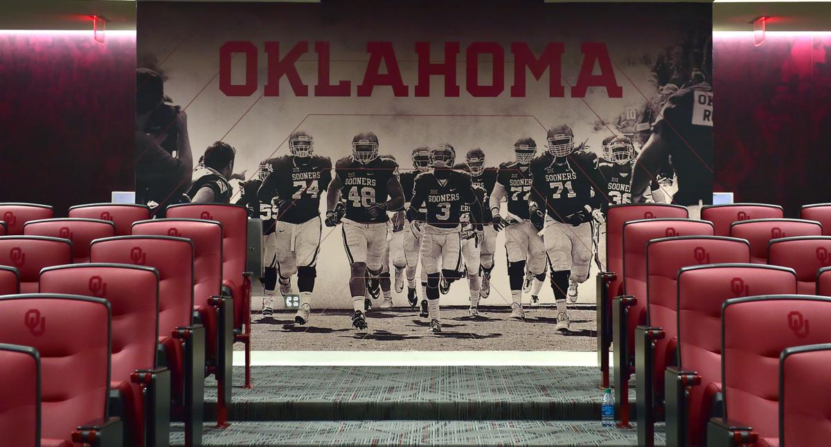 Ou Football Sooners South End Zone Complex Lives Up To The