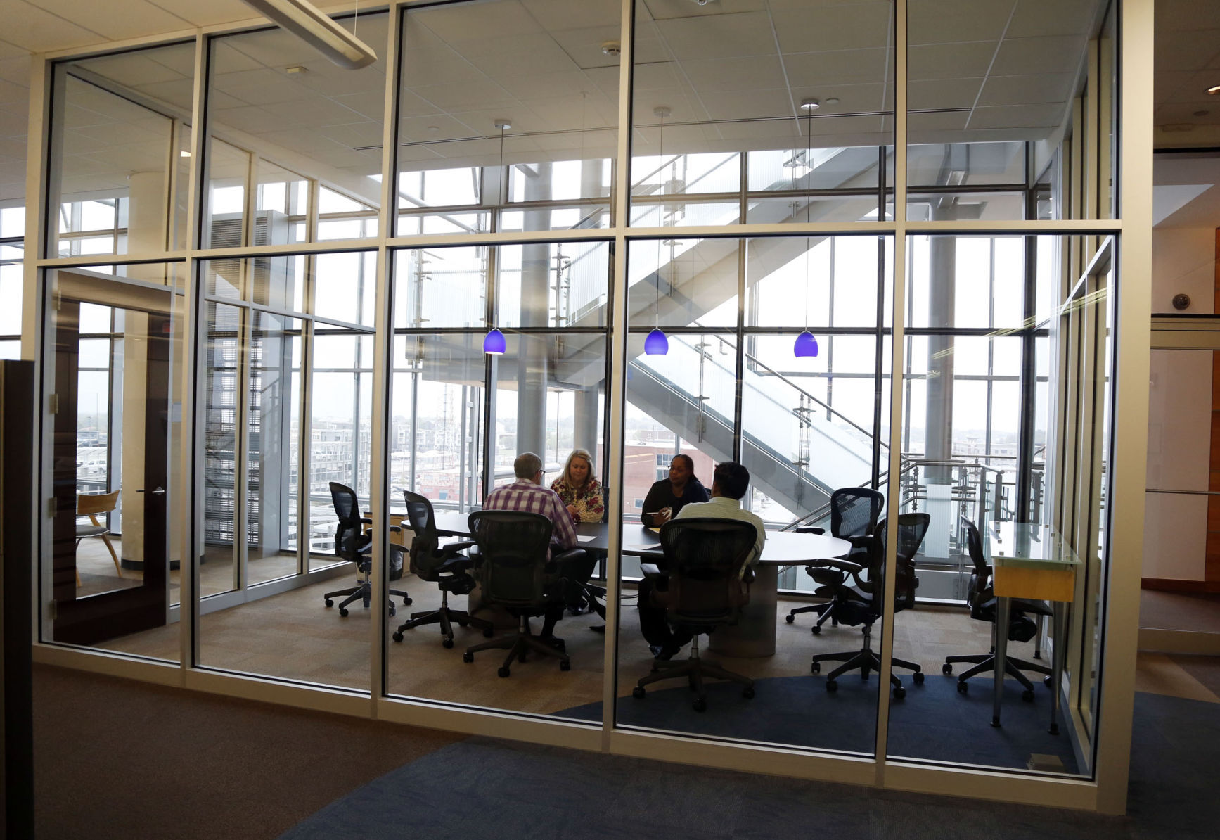 High Quality Putting The Class A In Tulsa Office Space