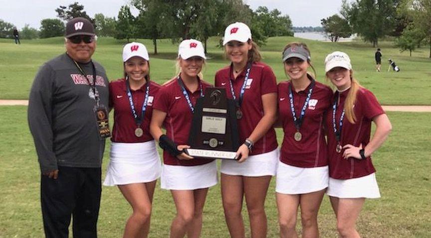 State Runner Up Golf