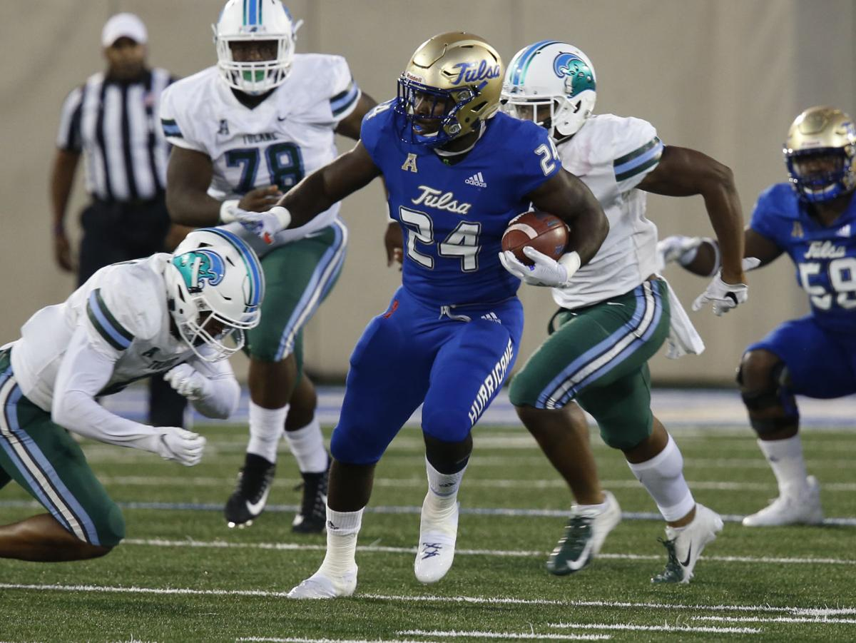 Tulanes Mental Health Meltdown Must >> Tulane At Tulsa Green Wave Rallies In Fourth Quarter To Knock Off