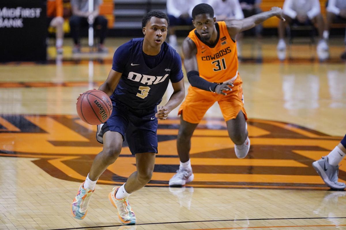 Oral Roberts Oklahoma St Basketball