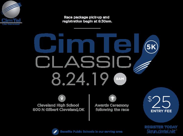 CimTel Classic 5K Ad