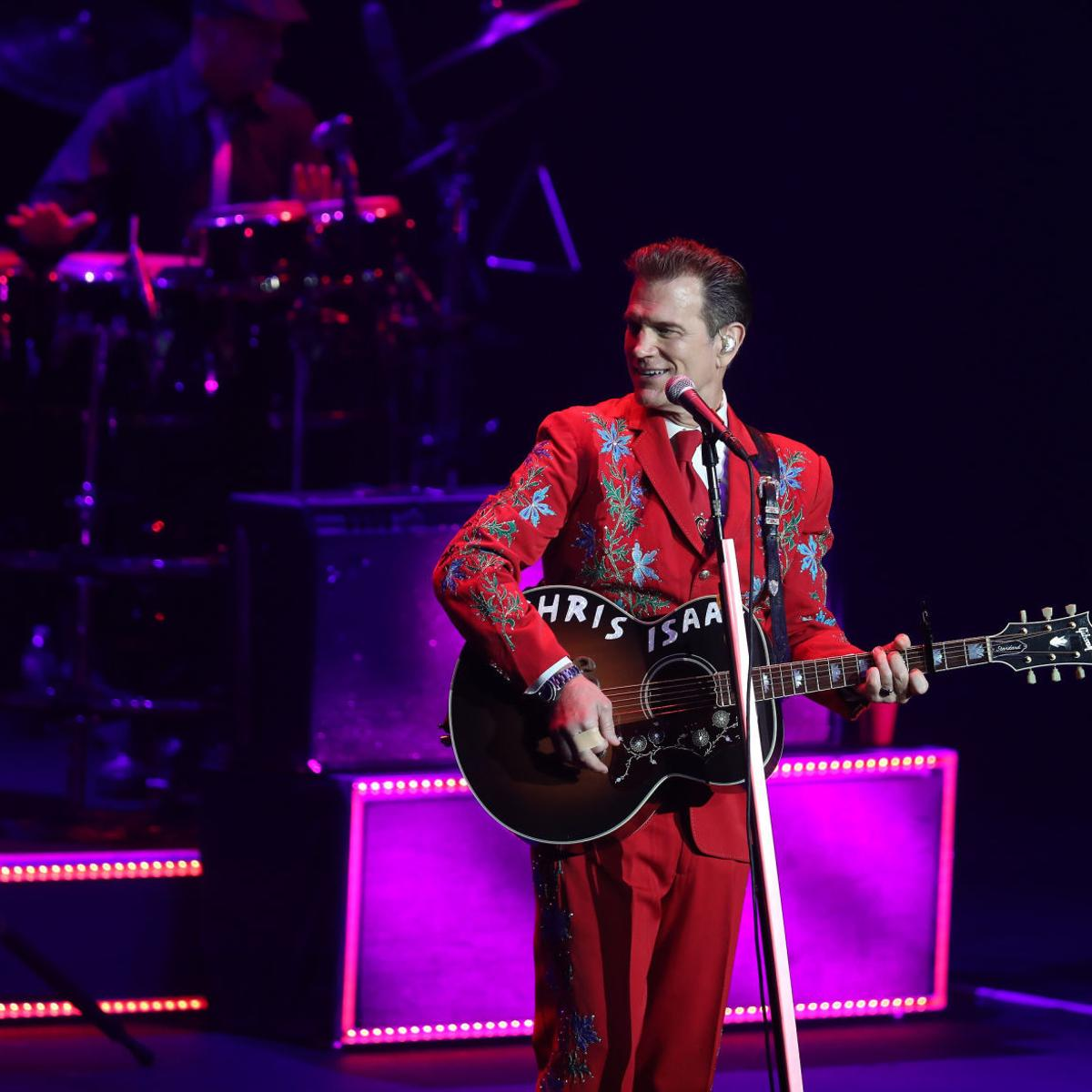 Chris Isaak sets show at The Joint on Dec  8 | Music