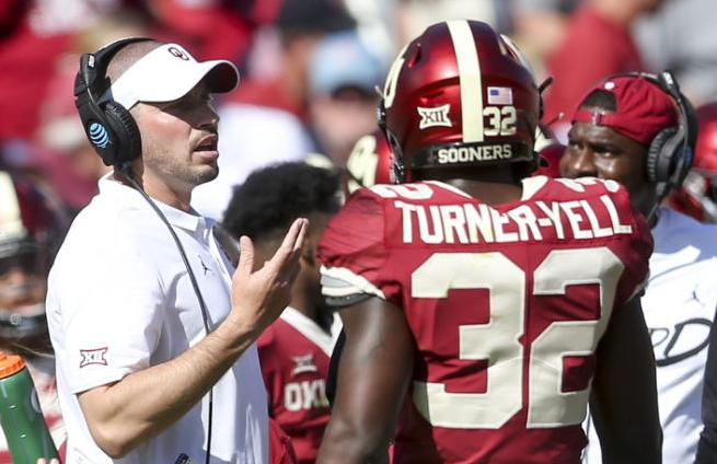 Ou Football Notebook Practices Recruiting Plans Collide