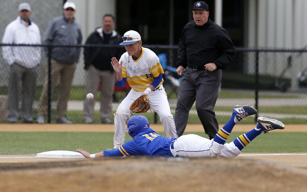 High school baseball: Dax Sharp's hustle helps Pryor advance in 5A