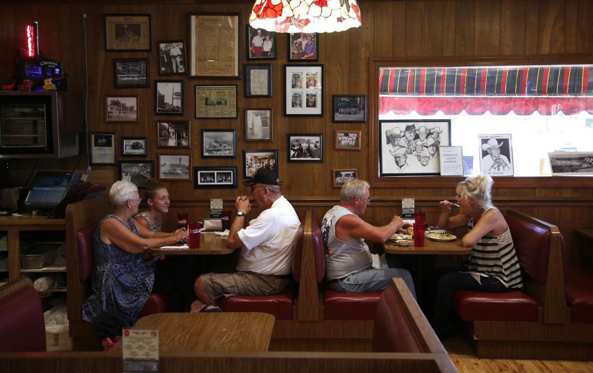 Clanton S Cafe In Vinita