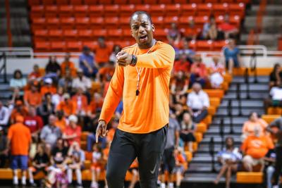 Oklahoma State's men's basketball