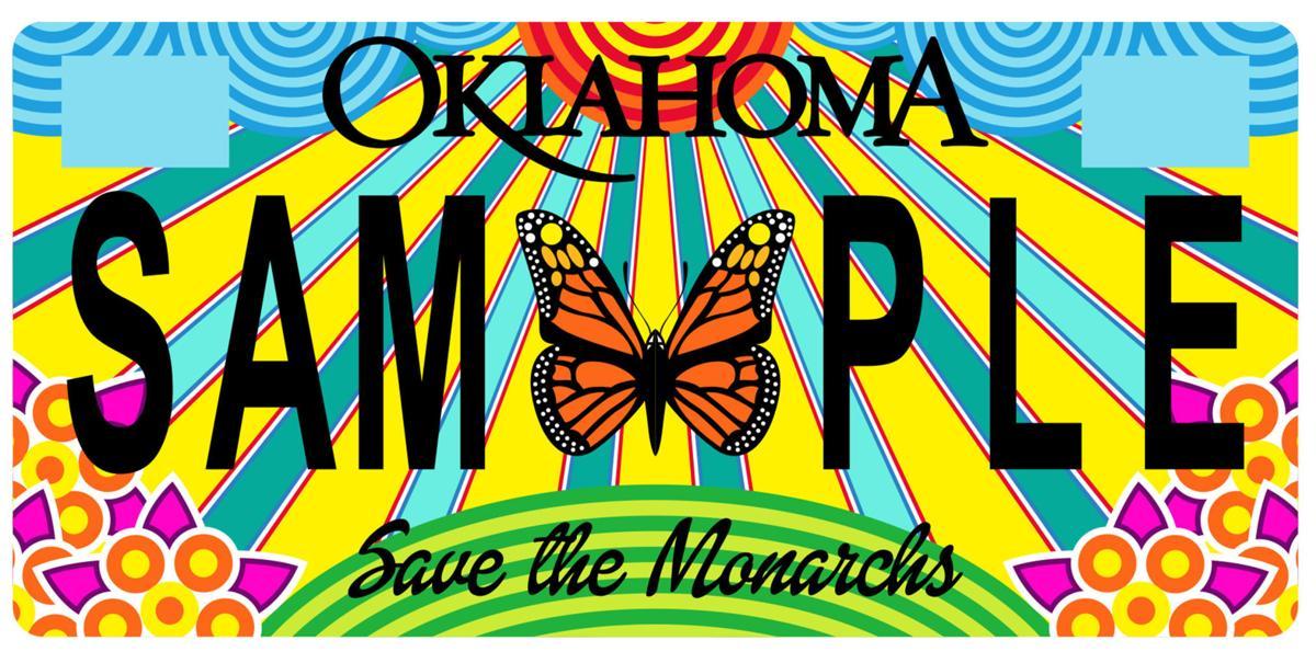 Monarch license plates (copy)
