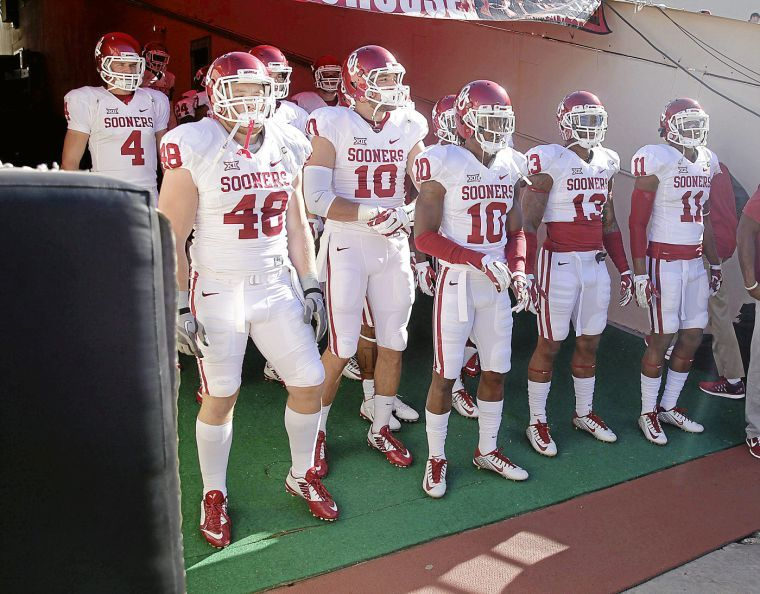 Ou Releases 2015 Football Schedule Ou Sports Extra Tulsaworld Com