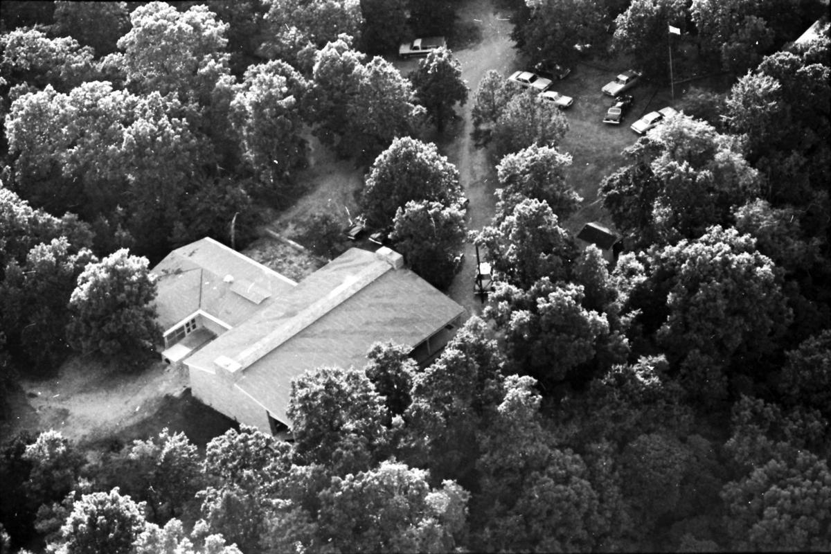 Locust Grove aerial