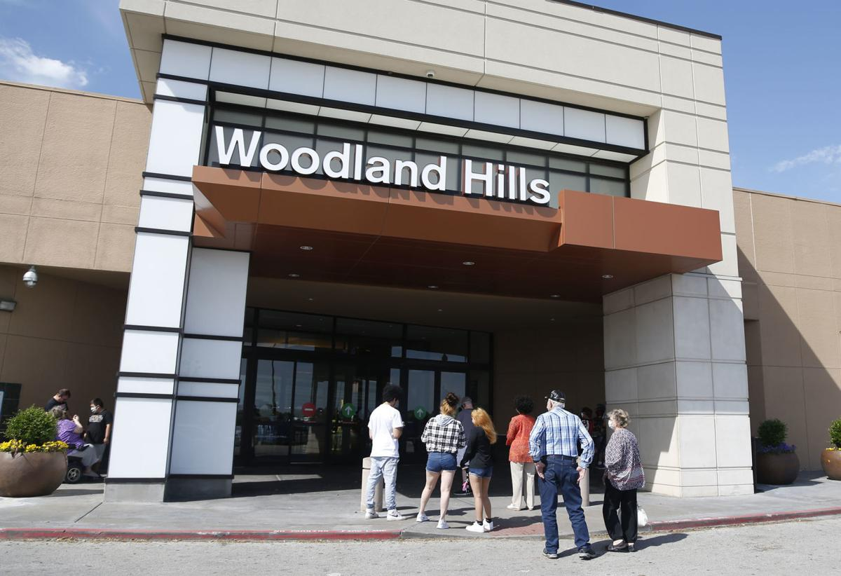 Halloween Woodland Hills Mall Tulsa 2020 Watch Now: Local retail shopping centers open doors to long