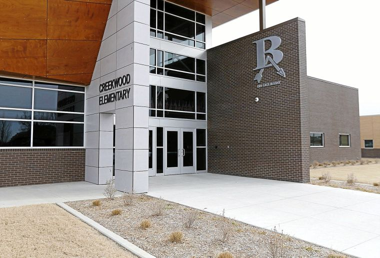The first case was diagnosed at Broken Arrow's Wolf Creek Elementary School.
