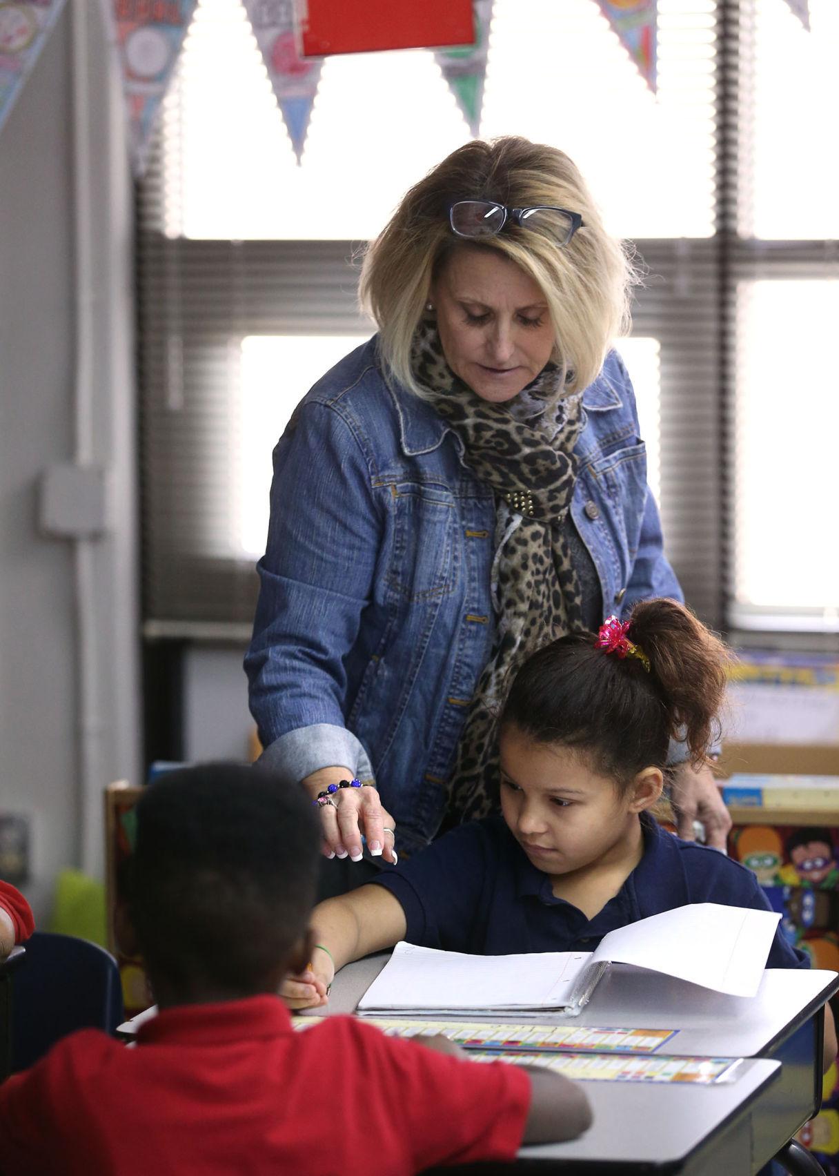 Teacher Profile Longtime Tulsa teacher shares look
