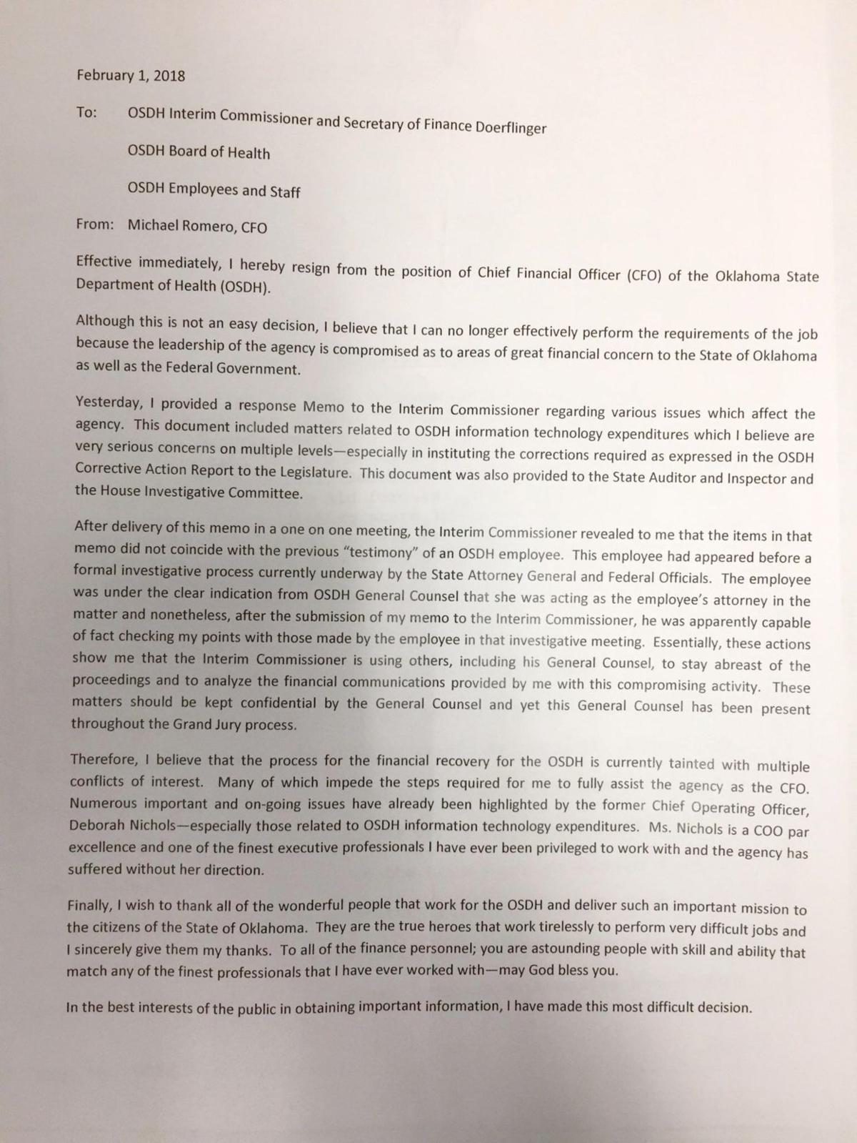 Document health department cfo resignation letter tulsaworld download pdf document health department cfo resignation letter expocarfo