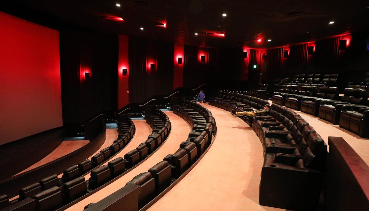 Starworld South Tulsa Theater Celebrates 20 Years With Renovations Including Recliners Bar Service And