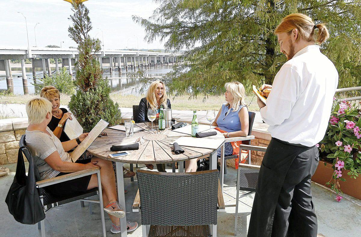 Waterfront Grill server