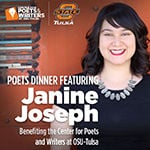 Poet's Dinner with Janine Joseph