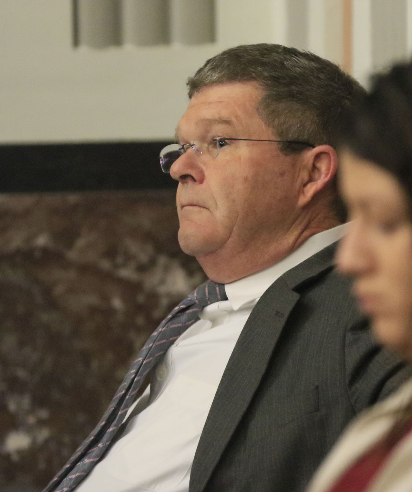 Blackwellsentencing Former state Rep Gus Blackwell to