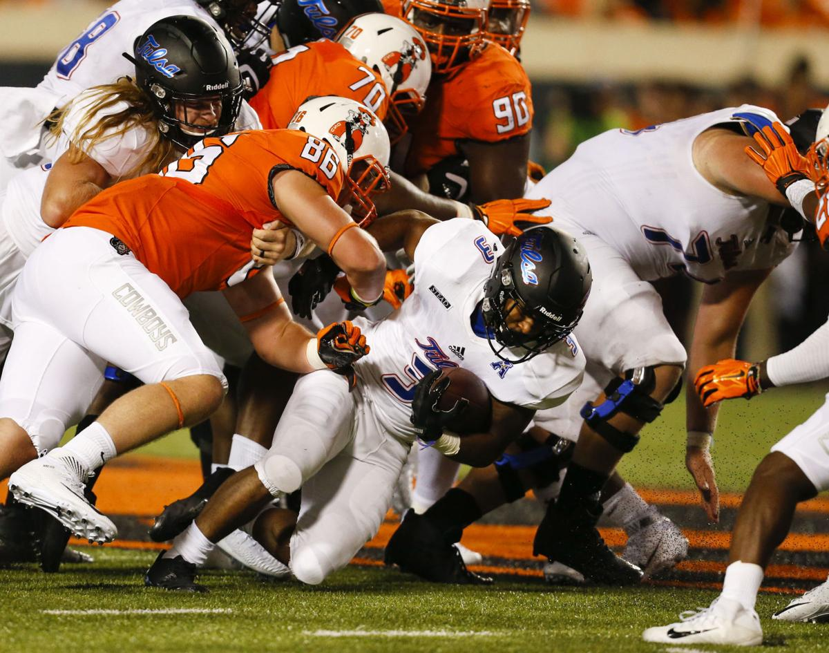 OSU football: Defense solid in home opener against Tulsa ...