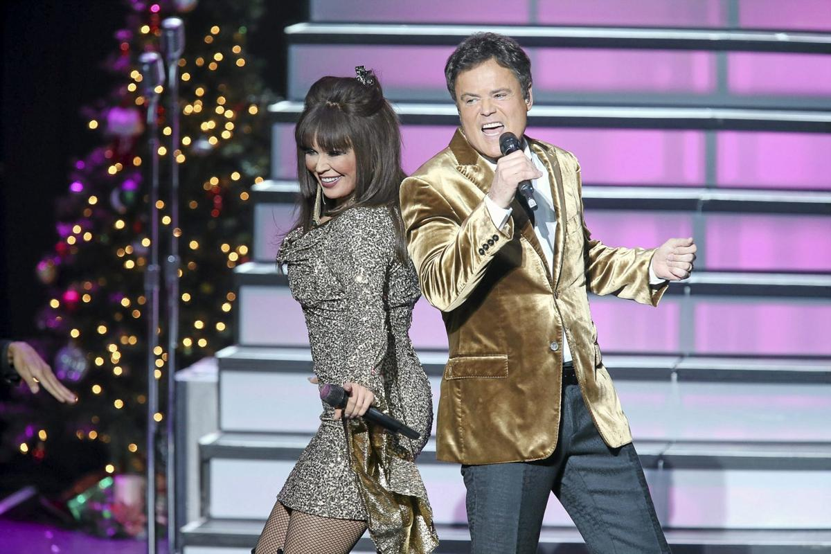 Donny And Marie Osmond Schedule Hard Rock Tour Stop Music