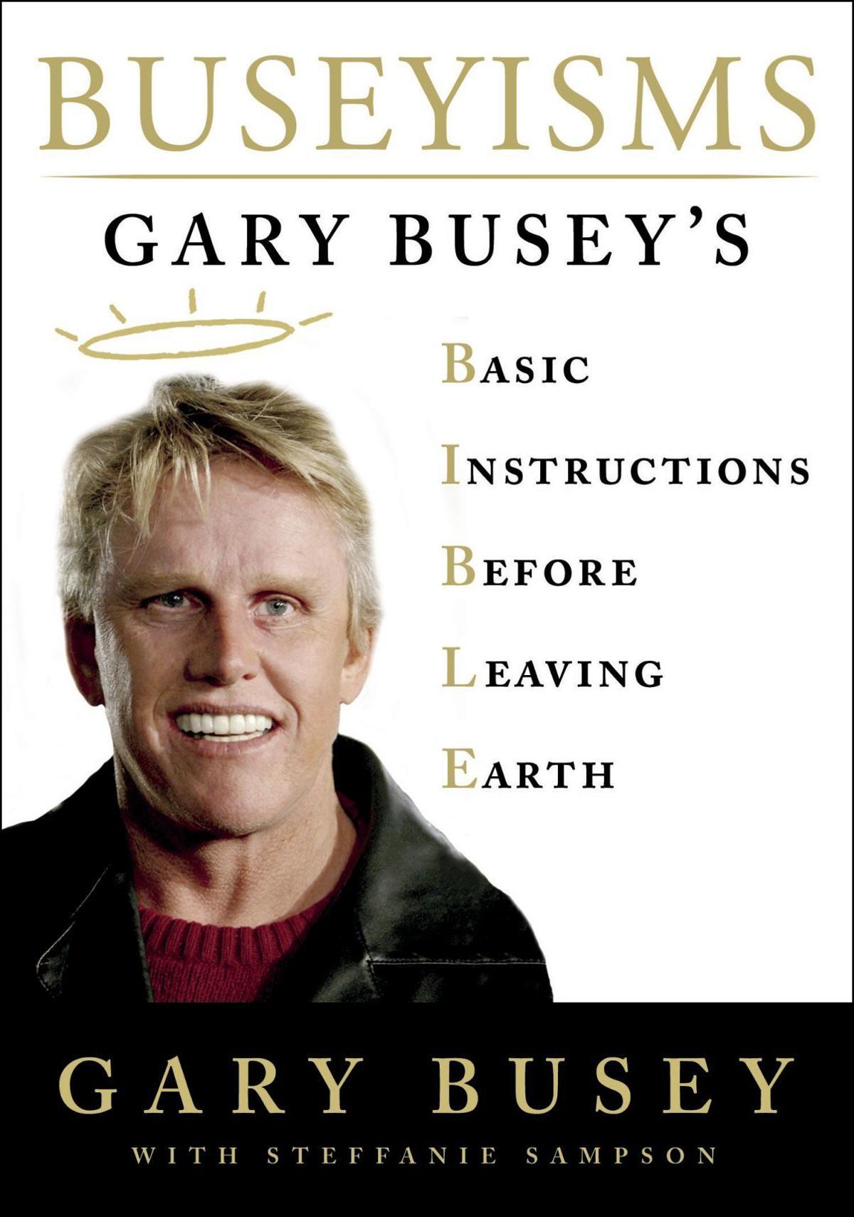 Gary Busey book