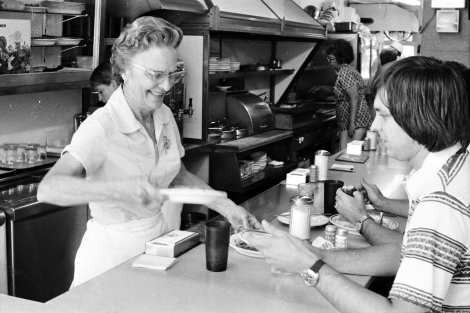 Throwback Tulsa gallery: Cozy diners like Ray's Coffee Shop can ...