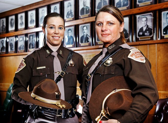Oklahoma Highway Patrol Hopes To Add More Female Troopers