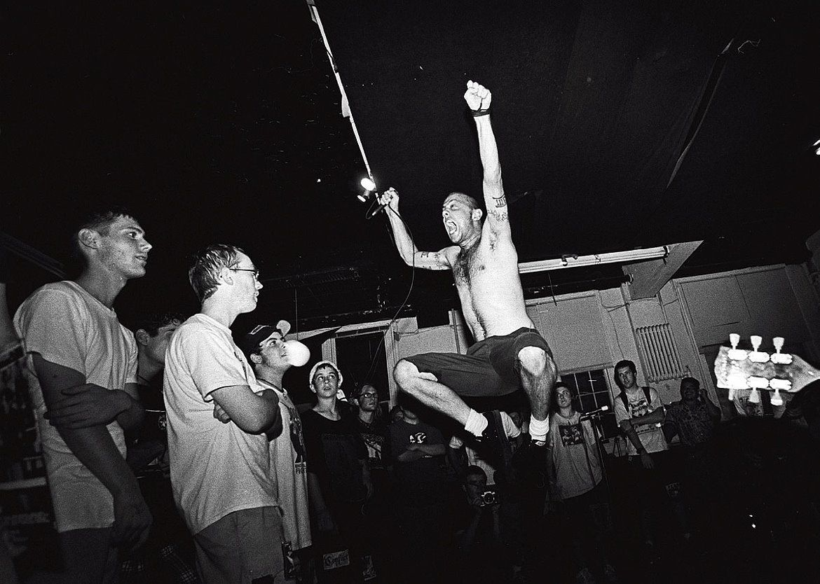 New film shows the loud, live and underground history of Tulsa's punk music scene (copy)