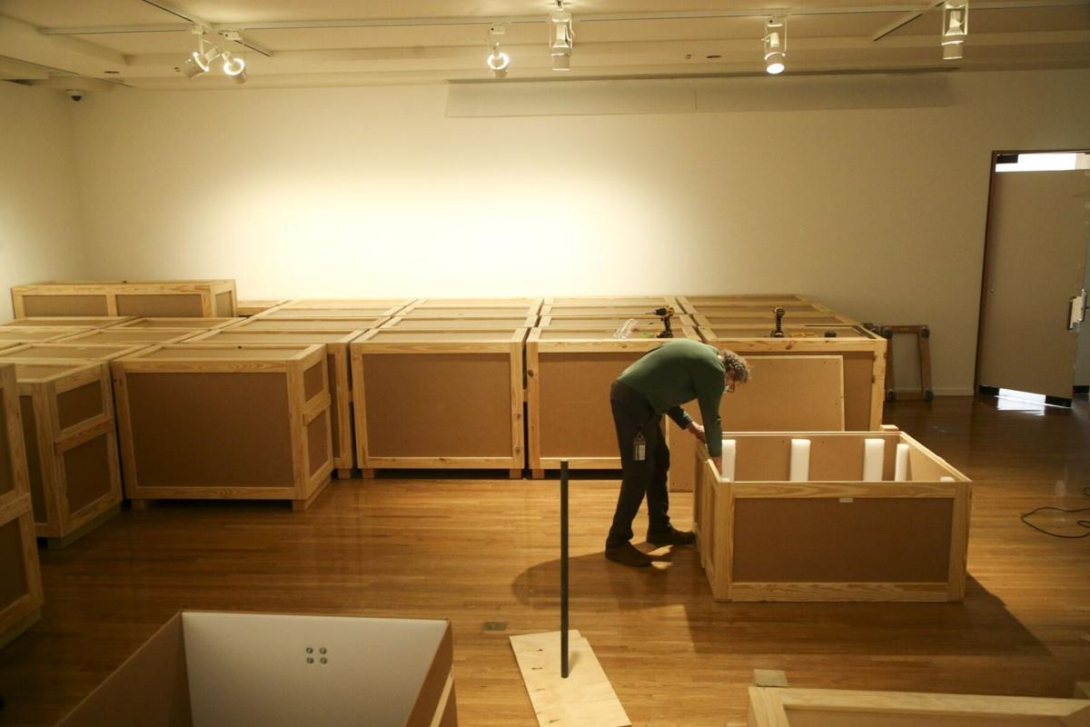 Gilcrease Museum Packing