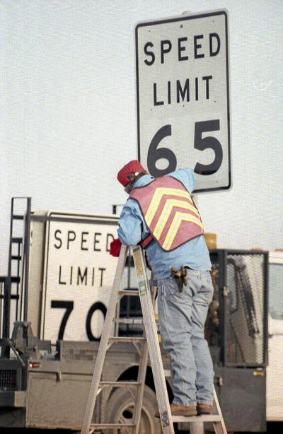 Speed limit 1995