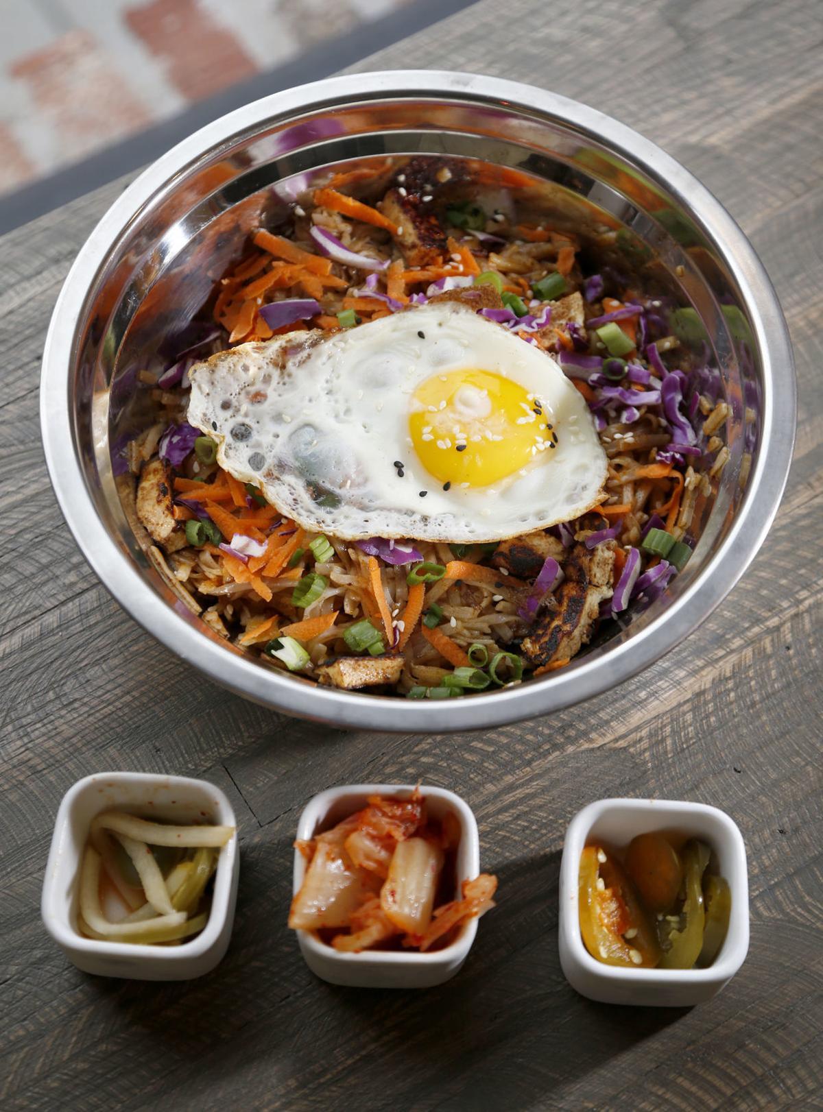 High Dive tofu noodle bowl