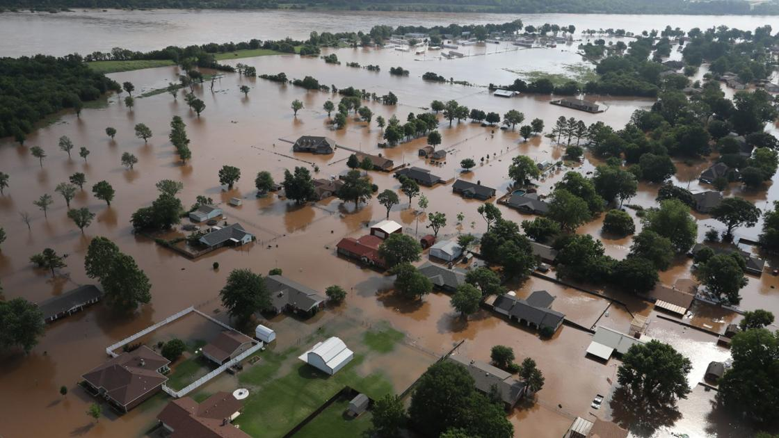 Oklahoma – State of Emergency Declared for 9 Counties ... |Oklahoma Flooding