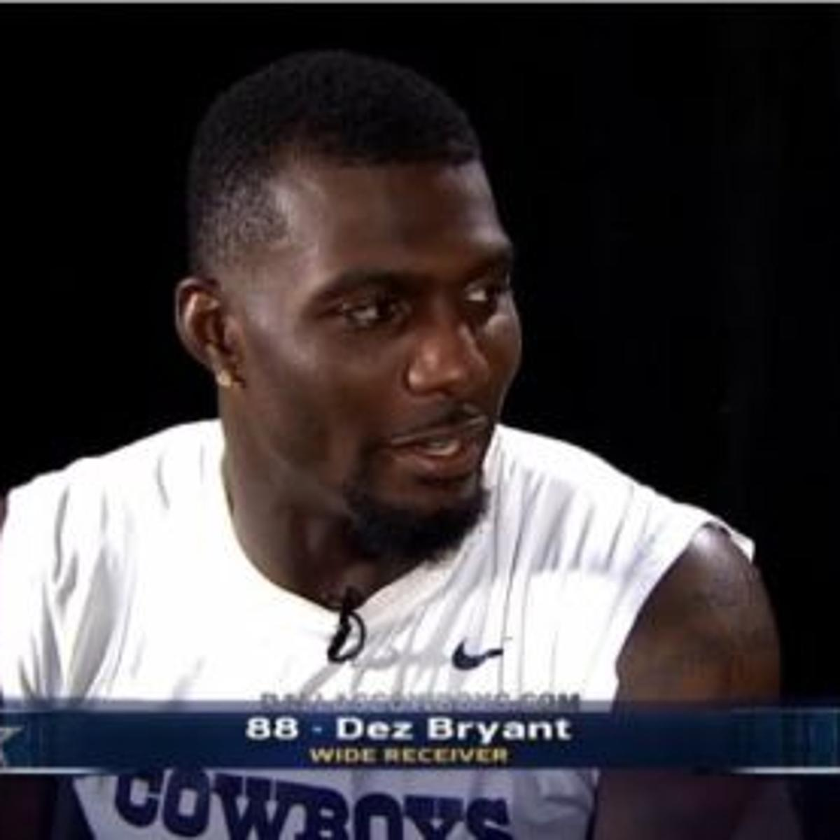 Dez Bryant Talks Cowboys Contract Brandon Weeden And More