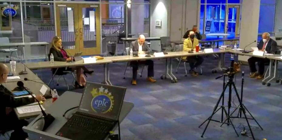Epic governing board meets
