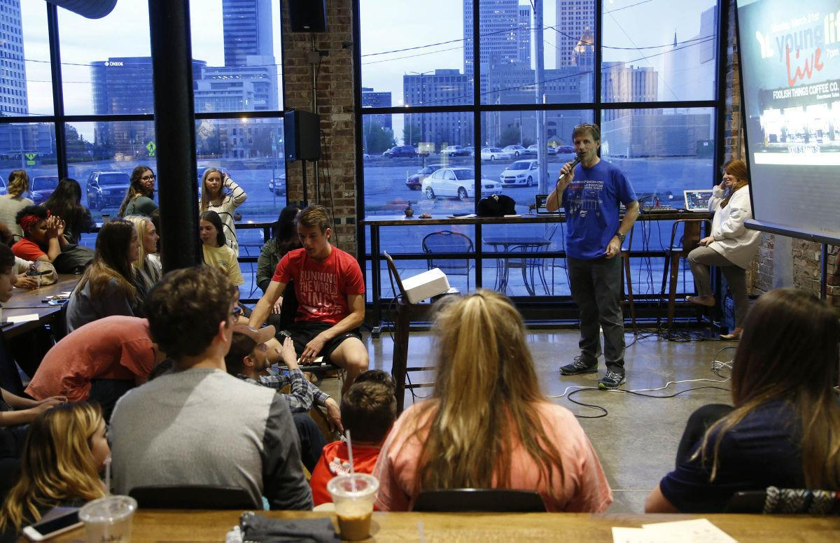 Young Life ministry for teens celebrating 50 years in Tulsa