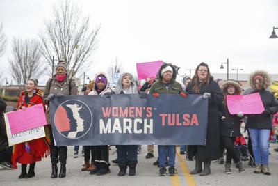 Women's March Jan 20